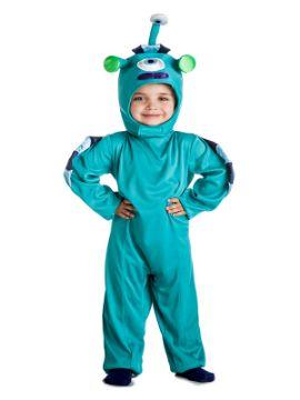 disfraz de marciano para niño