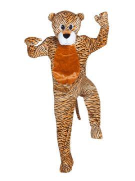 disfraz de mascota tigre para adulto