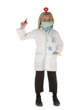 disfraz de medico con accesorios para niños
