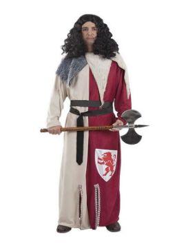 disfraz de mercedario medieval hombre