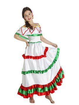 disfraz de mexicana barato para niña