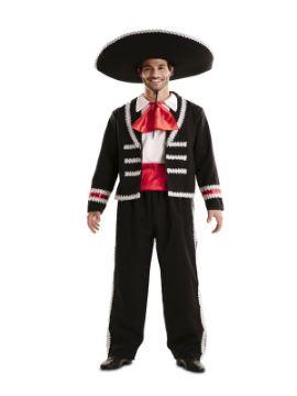disfraz de mexicano mariachi hombre