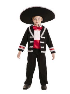 disfraz de mexicano mariachi niño