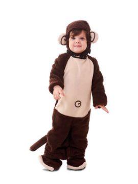 disfraz de mono para bebe