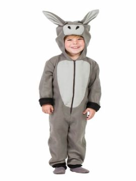 disfraz de mula para niño