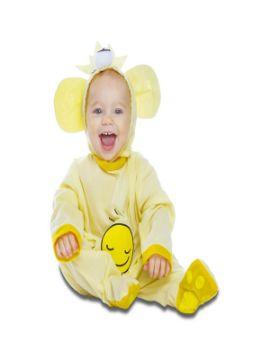disfraz de osito sol amarillo bebe