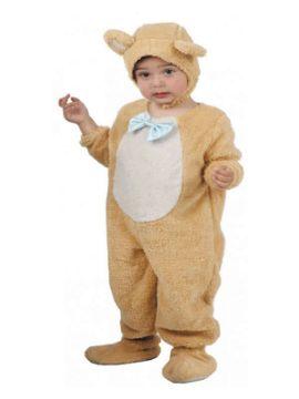 disfraz de osito teddy bebe