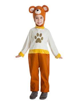 disfraz de oso teddy niño