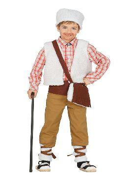 disfraz de pastor barato para niño