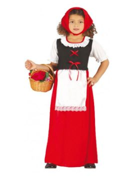disfraz de pastorcita niña