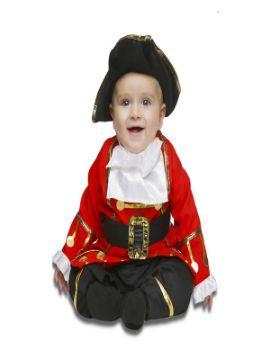 disfraz de pequeño corsario bebe