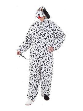 disfraz de perro dalmata hombre adulto