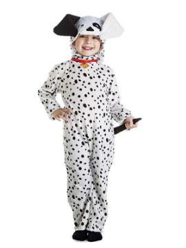 disfraz de perro dalmata para niño