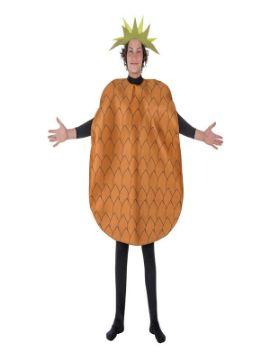 disfraz de piña para adulto