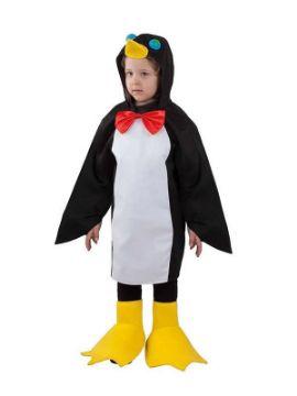 disfraz de pinguino niño