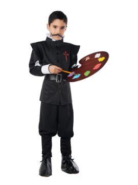 disfraz de pintor velazquez para niño