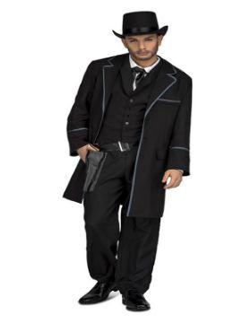 disfraz de pistolero elegante para hombre