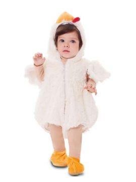 disfraz de pollito para bebe