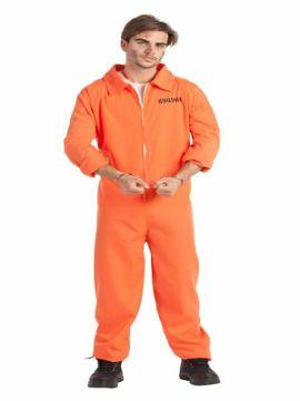 disfraz de preso guantanamo para hombre