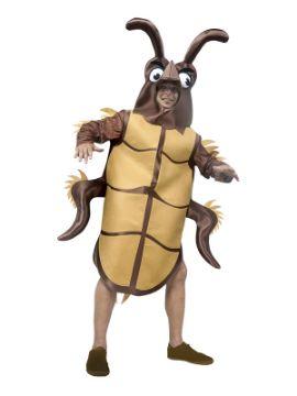disfraz de pulga saltarina para hombre