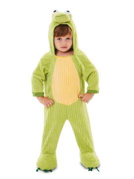 disfraz de rana para niño