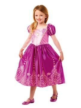 disfraz de rapunzel classic deluxe niña