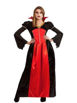 disfraz de reina vampiresa mujer