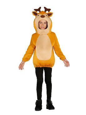 disfraz de reno marron infantil