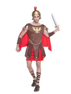 disfraz de romano aguila hombre