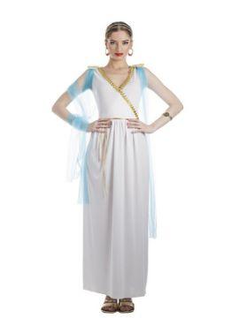 disfraz de sacerdotisa griega mujer