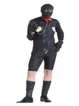 disfraz de sadomasoquista para hombre