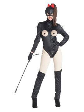 disfraz de sadomasoquista para mujer