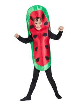 disfraz de sandia para infantil