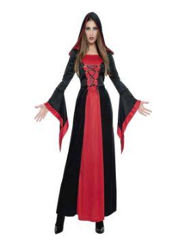 disfraz de sectaria mujer