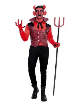 disfraz de señor diabolico para hombre