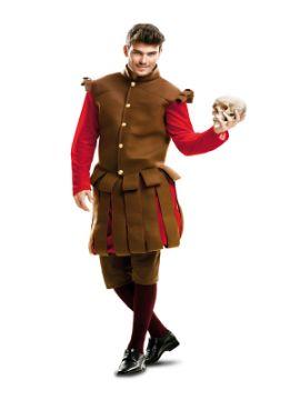 disfraz de shakespeare para hombre