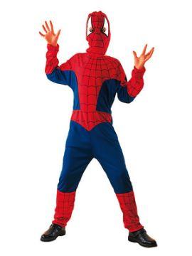 disfraz de spiderman barato para niño