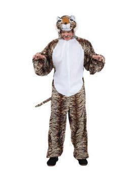 disfraz de tigre para hombre adulto