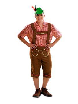 disfraz de tiroles germano para hombre
