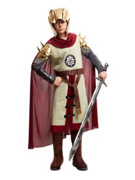 disfraz de guerrero tirso para niño