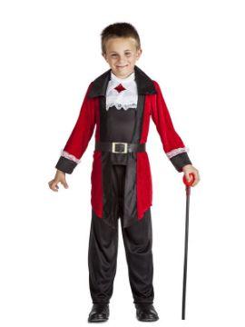 disfraz de vampiro casaca para niño