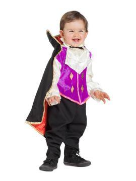 disfraz de vampiro con capa bebe