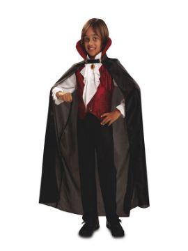 disfraz de vampiro gotico para nino