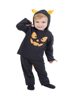 disfraz de vampiro negro para bebe