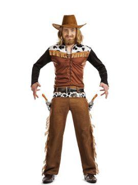 disfraz de vaquero texas hombre