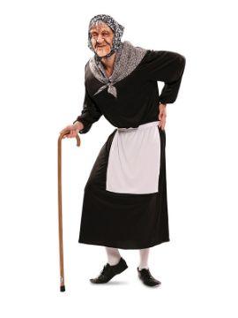 disfraz de vieja cotilla para hombre