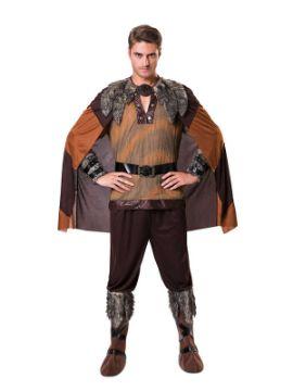 disfraz de vikingo nordico para hombre