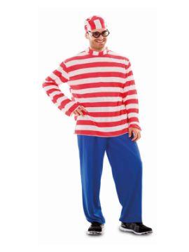 disfraz de wally viajero para hombre
