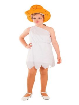 disfraz de wilma niña infantil