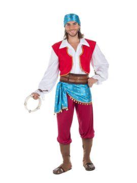 disfraz de zingaro para hombre